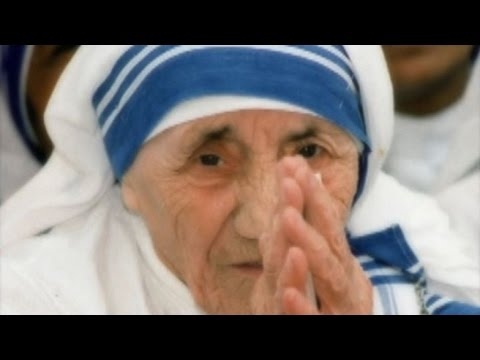 """Santa Teresa di Calcutta. """"La fame è per Amore!""""."""