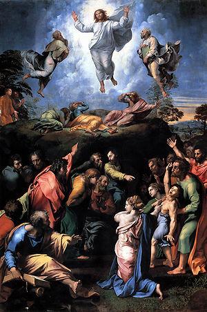 La Trasfigurazione di Cristo ci aiuta a trasfigurarci.