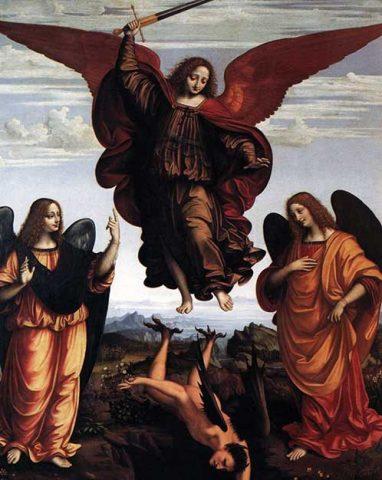 Conosciuto arcangelo-gabriele - Liturgicus.com MP61