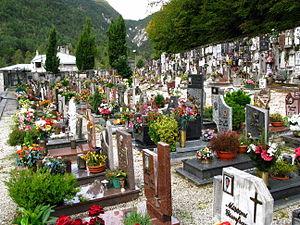 I Cimiteri nella storia dell'umanità