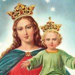 Affidamento e supplica a Maria Ausiliatrice
