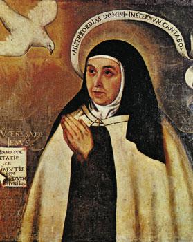 Santa Teresa d'Avila. I suoi insegnamenti