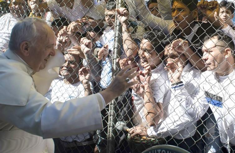 Papa Francesco e il Giubileo dei Carcerati
