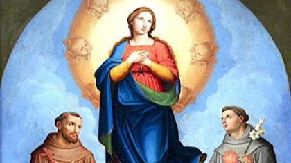 Saluto alla Beata Vergine Maria di San Francesco