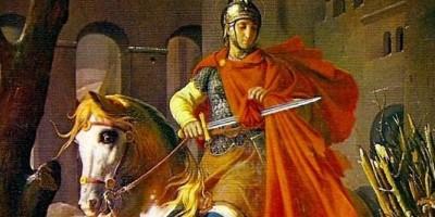 San Martino il Santo cavaliere generoso