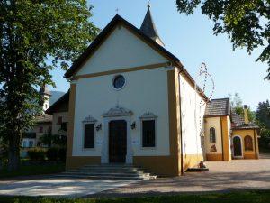 Cappella Madonna degli Sciatori a Folgaria