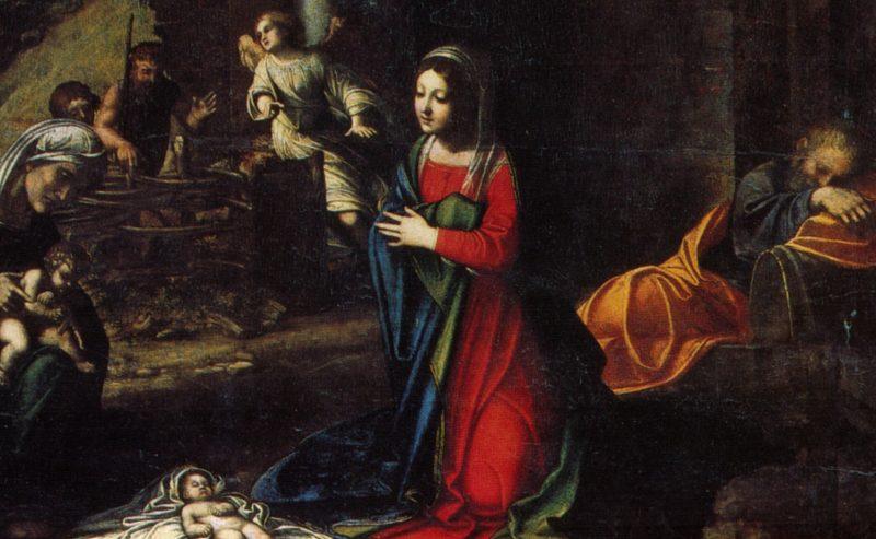 Il racconto della Santa Famiglia di Nazareth e della nascita di Gesù nei Vangeli