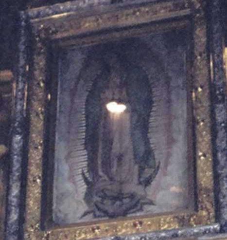 Non  abbiate paura della gravidanza. Nuovo messaggio della Vergine di Guadalupe.