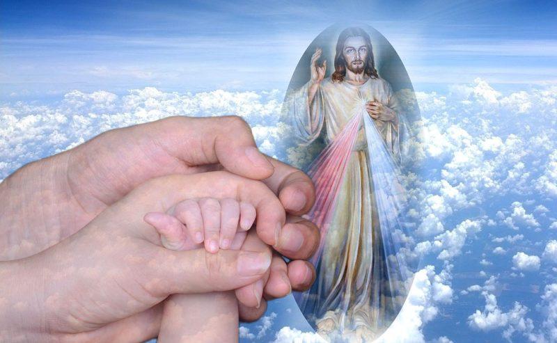 Preghiera dei genitori per i figli