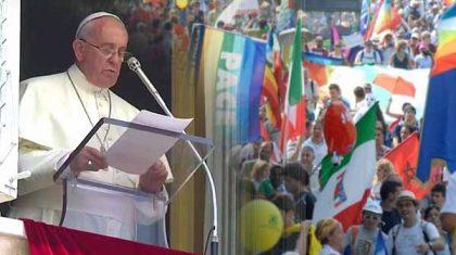 Preghiera per la Pace di Papa Francesco