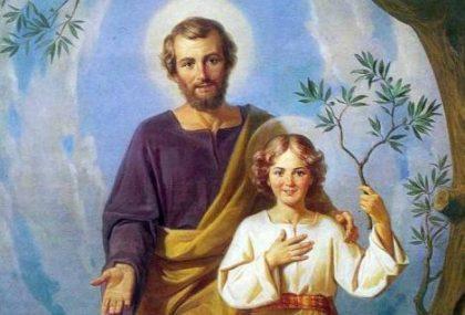 Preghiera a San Giuseppe per la protezione della famiglia