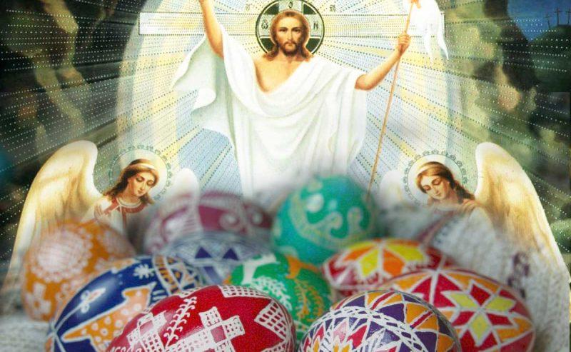 L'uovo di Pasqua simbolo di Risurrezione