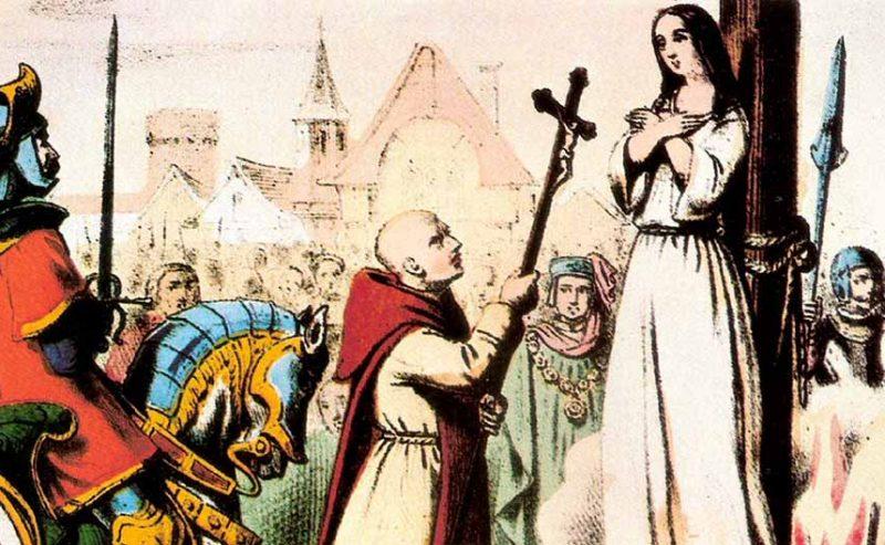 Giovanna d'Arco la Santa Militante della Fede