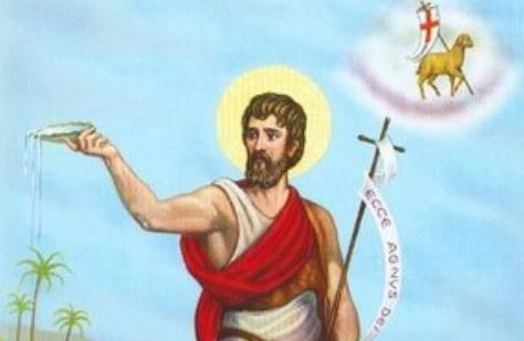 Egli è colui del quale sta scritto… San Giovanni Battista