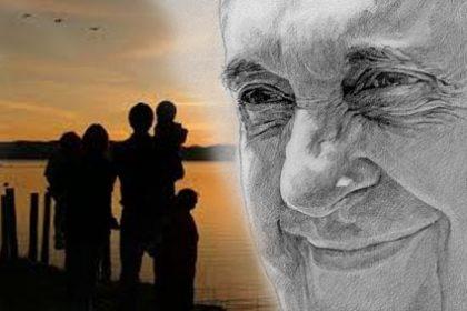 La preghiera per la famiglia di Papa Francesco