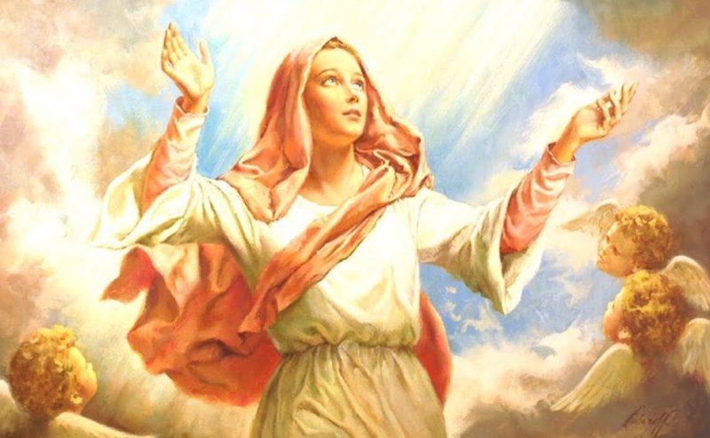 L'Assunzione di Maria