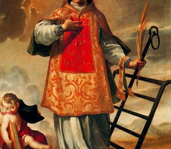 10 agosto Preghiera a San Lorenzo