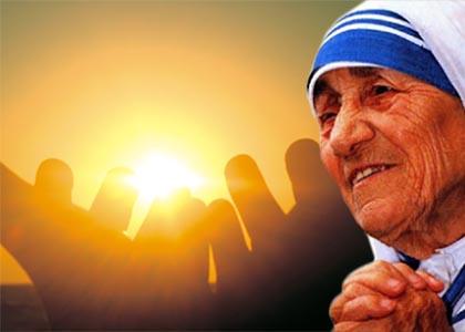 5 settembre: Santa Teresa di Calcutta