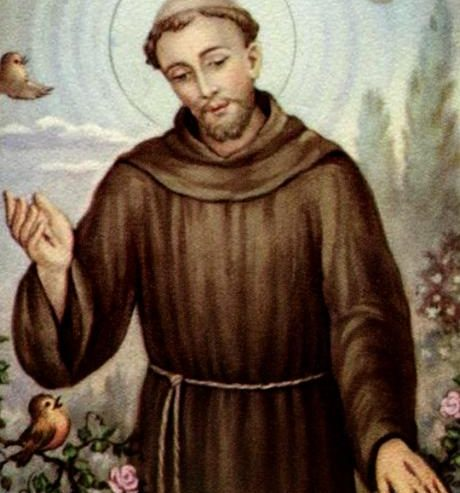 Le ultime parole di San Francesco d'Assisi