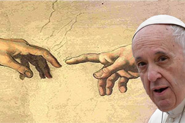 L'esortazione di Papa Francesco