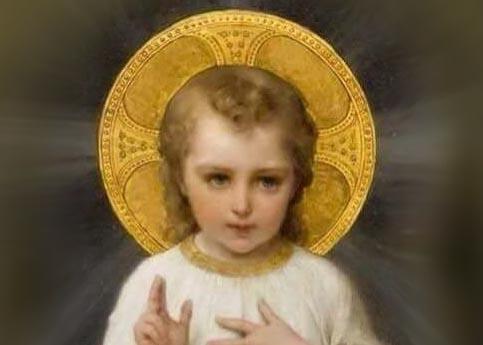 Preghiera speciale per una grazia a Gesù Bambino