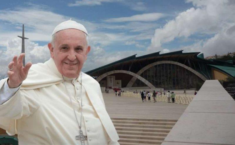 Il viaggio di pellegrinaggio nei luoghi di Padre Pio di Papa Francesco