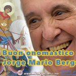 San Giorgio: è l'onomastico di Papa Francesco