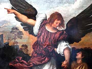 29 settembre – Arcangelo Raffaele