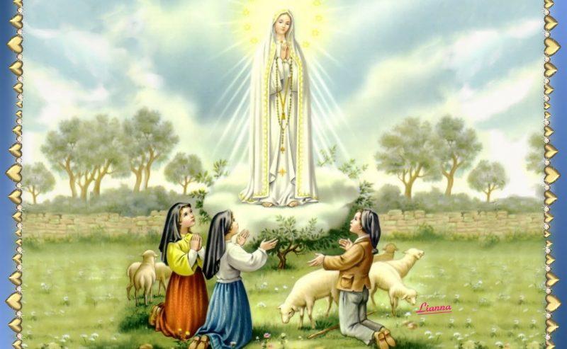 Atto di affidamento alla Vergine di Fatima