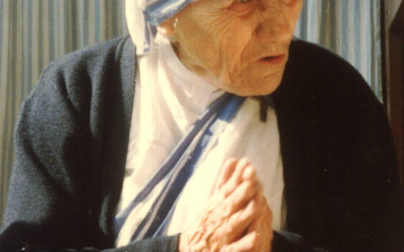 Il Memorare: la preghiera di Santa Madre Teresa
