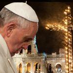 Papa Francesco: La sua stupenda Preghiera alla Croce.