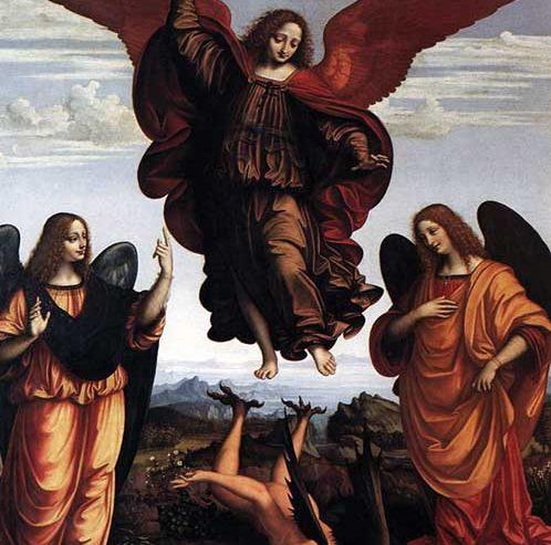 29 settembre – Arcangelo Michele