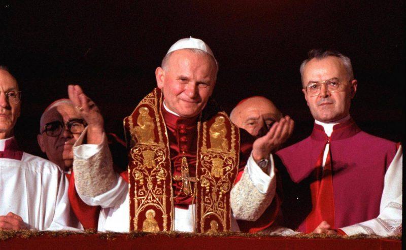 Preghiera di intercessione di Giovanni Paolo II