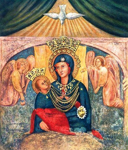 Preghiera alla Madonna del Divino Amore.