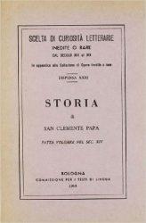 Storia di San Clemente Papa