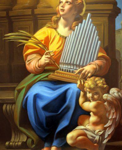 Santa Cecilia. Martire e protettrice dei musicisti