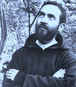 Padre Pio da giovane.
