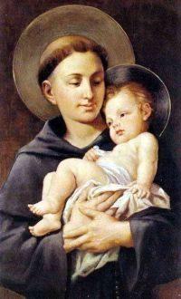 Sant'Antonio di Padova.