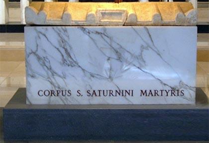 San Saturnino da Cartagine martire della fede