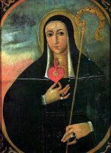 Santa Gertrude Magna
