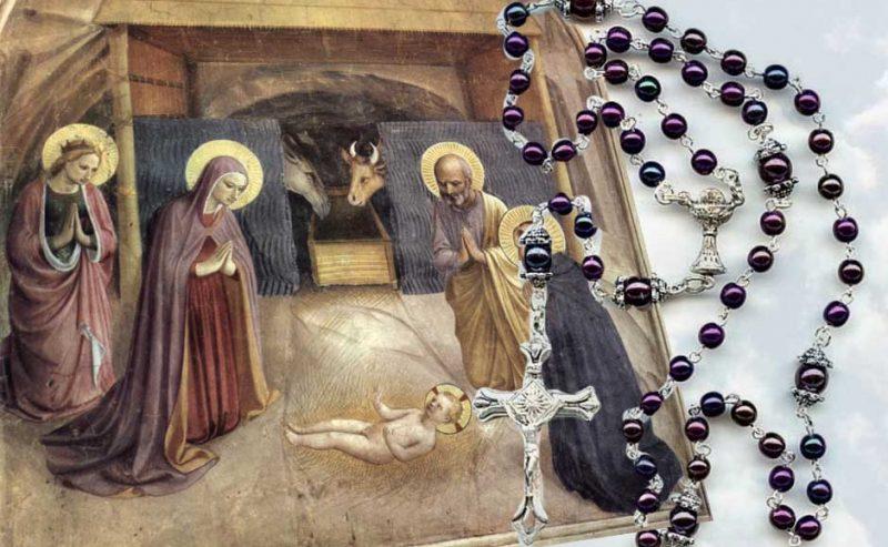 Recitiamo il Rosario della Santa Famiglia di Nazareth