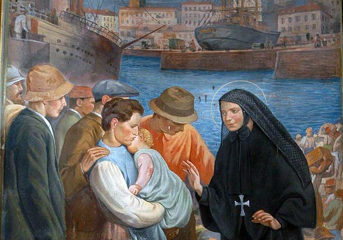 Madre Francesca Cabrini la Celeste patrona di tutti gli emigranti