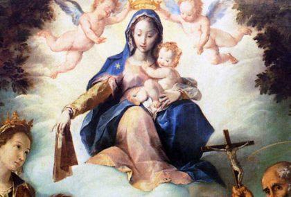 Lo Scapolare della Madonna del Carmelo Grande Promessa