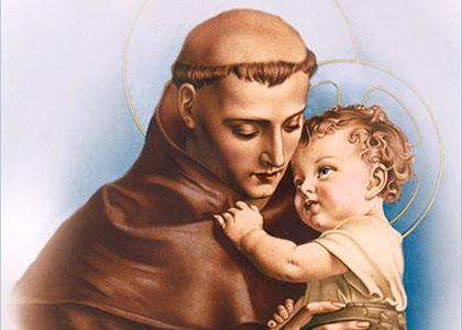 Preghiera a Sant'Antonio: proteggi i nostri bambini