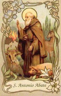 Invocazione a Sant'Antonio Abate