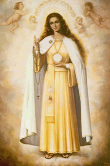 Quest'acqua guarirà, pregate il Santo Rosario: la promessa della Madonna Addolorata