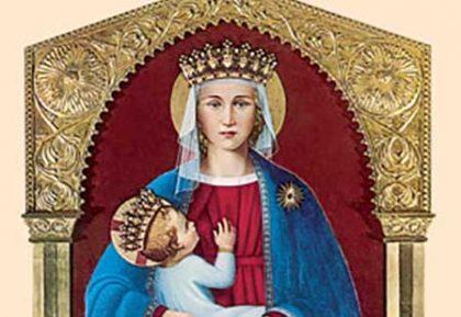 La miracolosa fonte della Madonna della Fontana