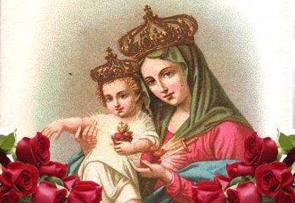 Supplica alla Madonna delle Grazie
