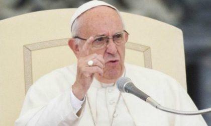 Papa Francesco e l'omicidio, adulterio, giuramento