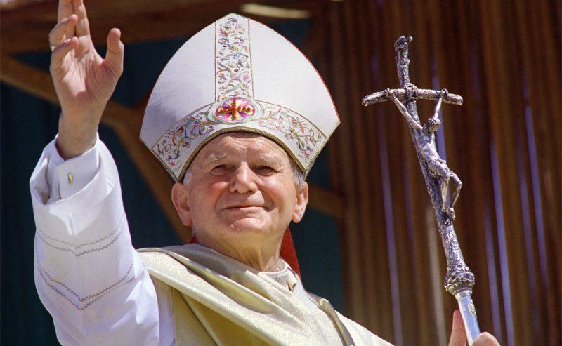 Il video con i ricordi più belli di Papa Giovanni Paolo II
